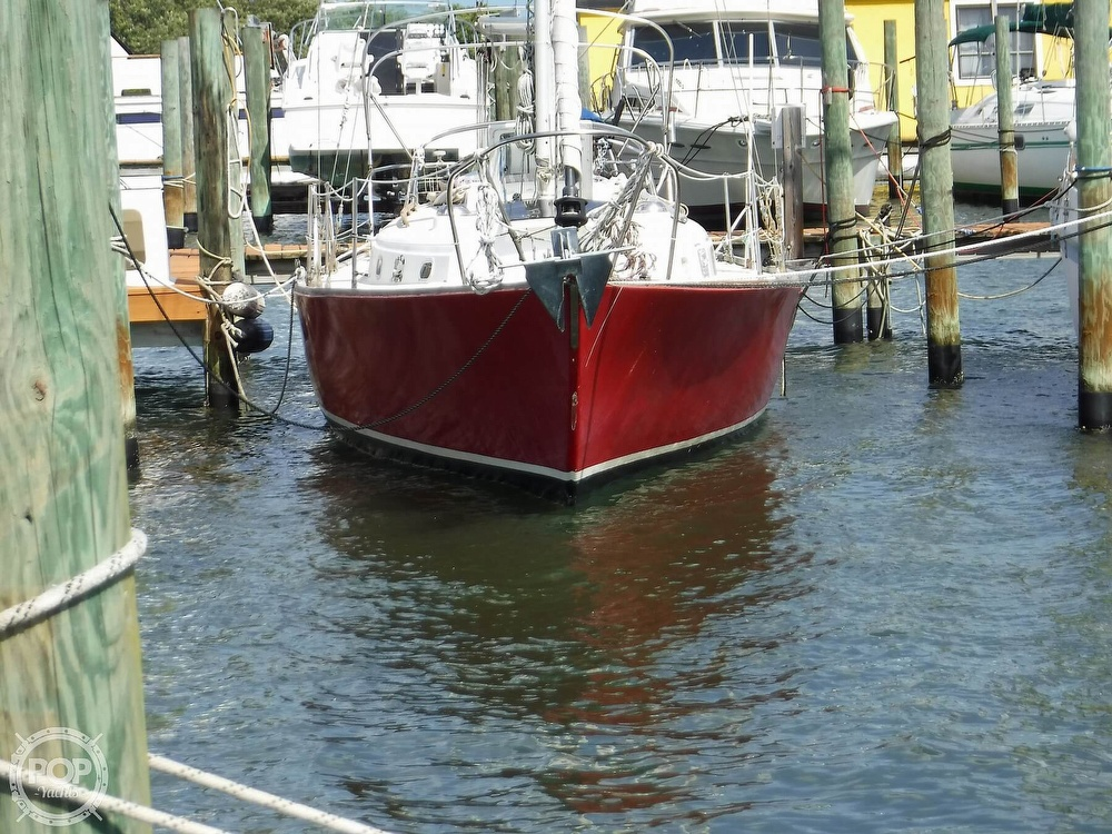 1976 Bristol boat for sale, model of the boat is 34 & Image # 7 of 40