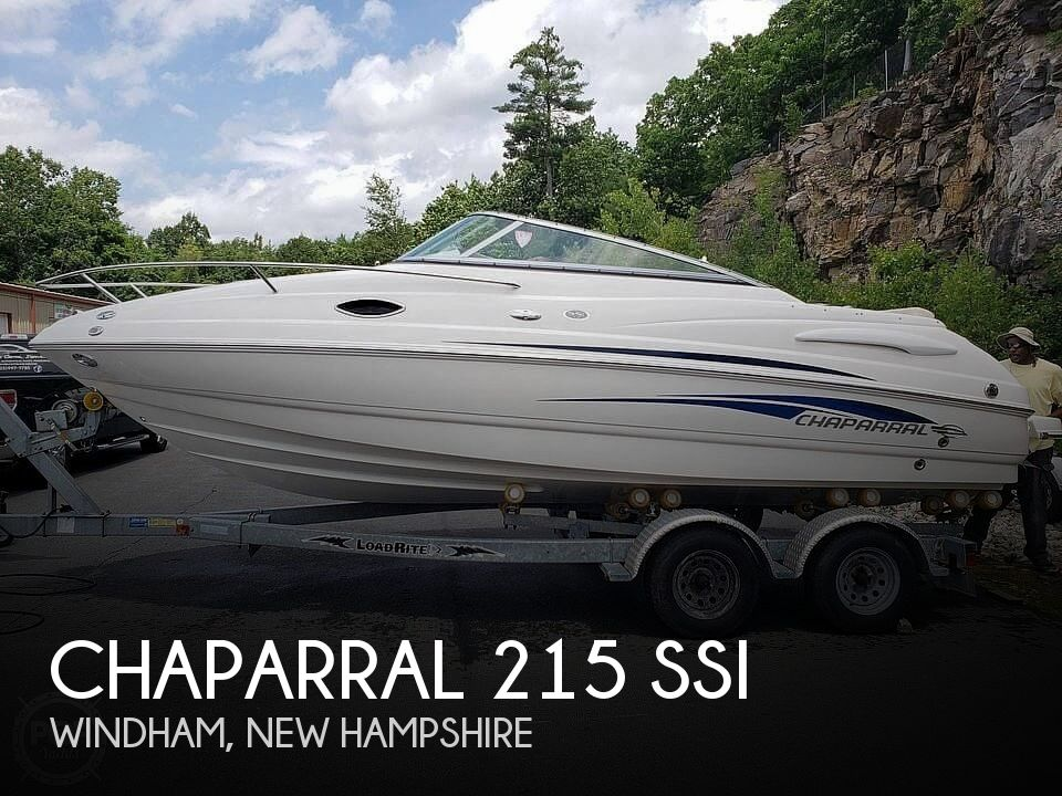 Used Chaparral SSi Boats For Sale by owner | 2007 Chaparral 215 SSI