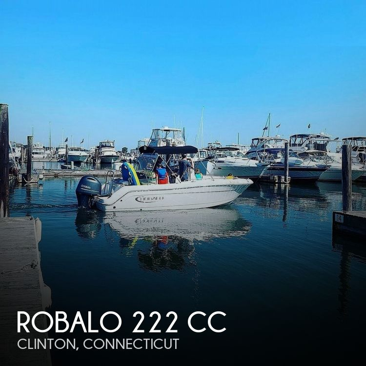 2019 ROBALO 222 CC for sale