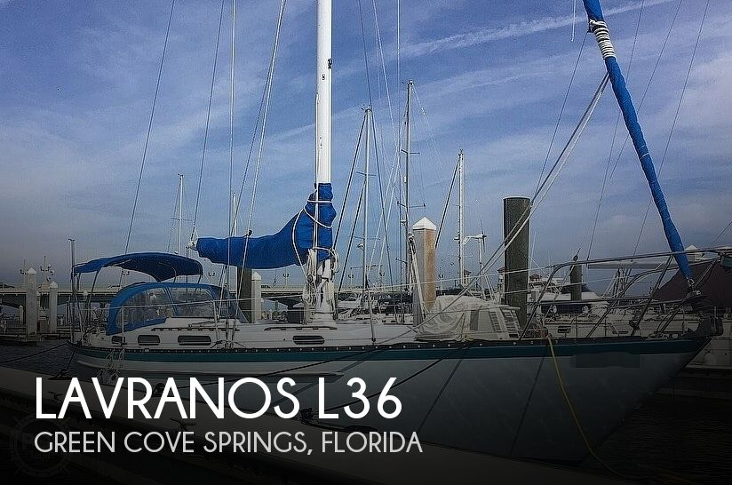 1980 Lavranos boat for sale, model of the boat is L36 & Image # 1 of 40