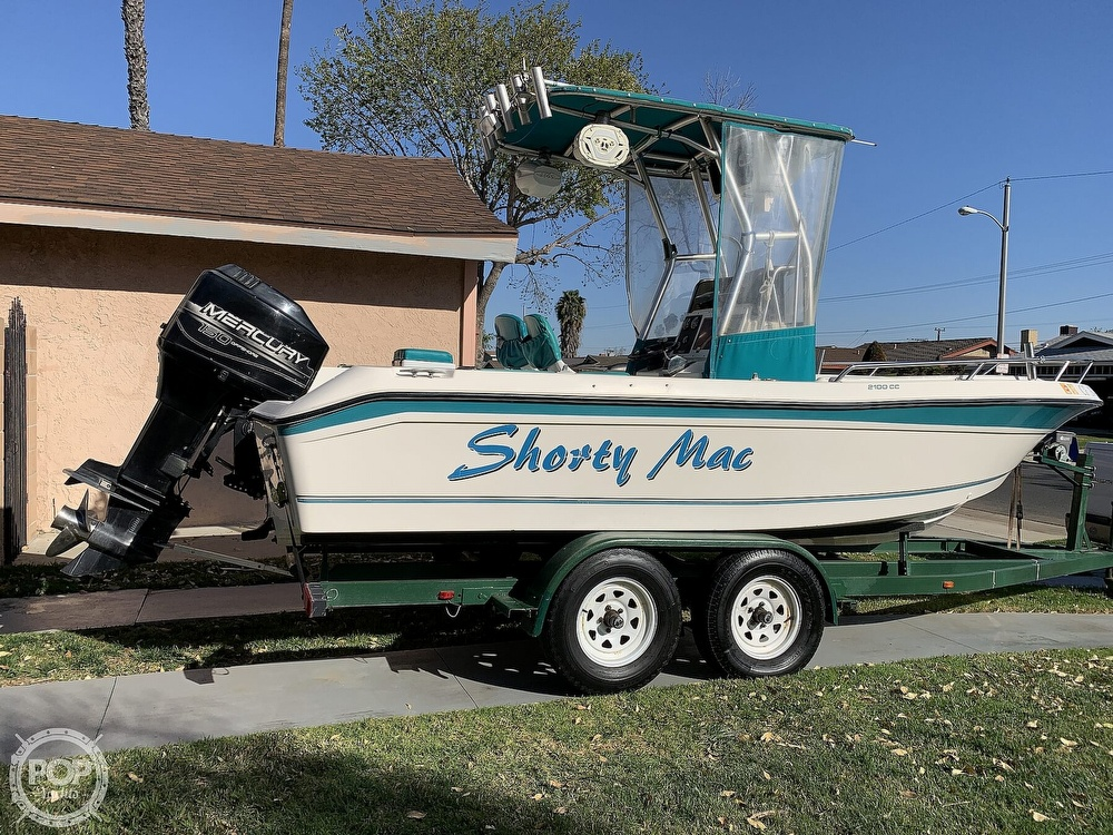 1998 Robalo boat for sale, model of the boat is 2100 CC & Image # 2 of 40