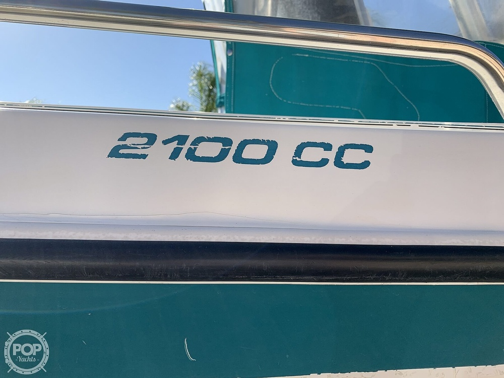 1998 Robalo boat for sale, model of the boat is 2100 CC & Image # 28 of 40