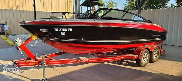 2018 Monterey boat for sale, model of the boat is 204FS & Image # 6 of 40