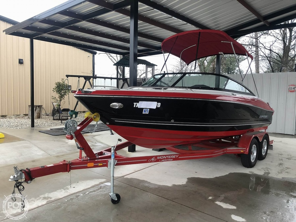 2018 Monterey boat for sale, model of the boat is 204FS & Image # 15 of 40
