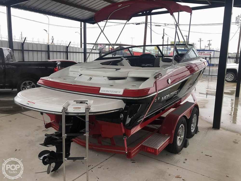 2018 Monterey boat for sale, model of the boat is 204FS & Image # 20 of 40