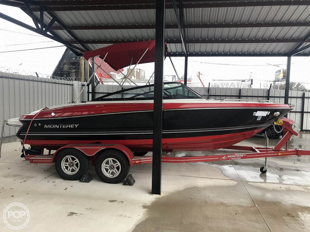2018 Monterey boat for sale, model of the boat is 204FS & Image # 23 of 40