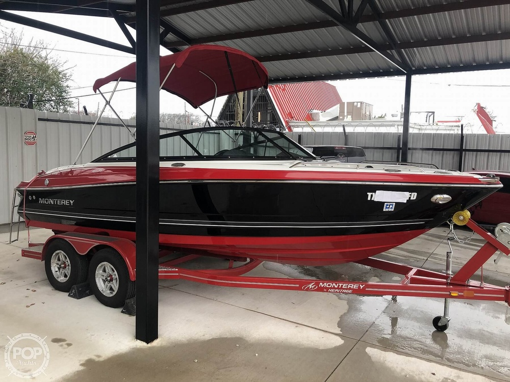 2018 Monterey boat for sale, model of the boat is 204FS & Image # 24 of 40