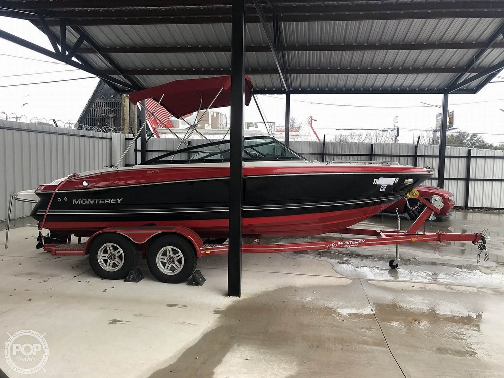2018 Monterey boat for sale, model of the boat is 204FS & Image # 25 of 40