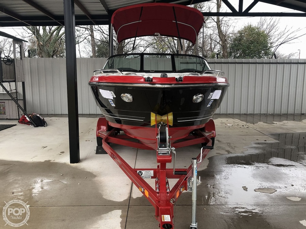 2018 Monterey boat for sale, model of the boat is 204FS & Image # 27 of 40