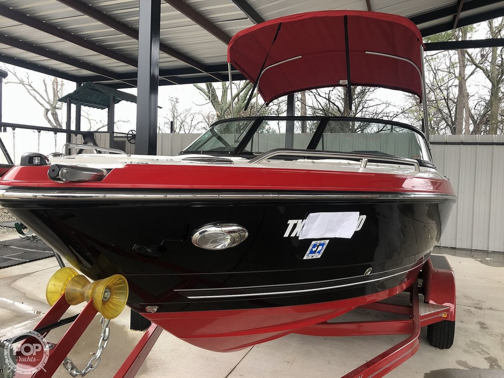 2018 Monterey boat for sale, model of the boat is 204FS & Image # 28 of 40