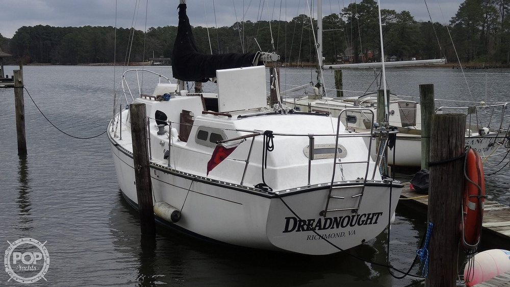 1973 Grampian boat for sale, model of the boat is G2-34 & Image # 6 of 40