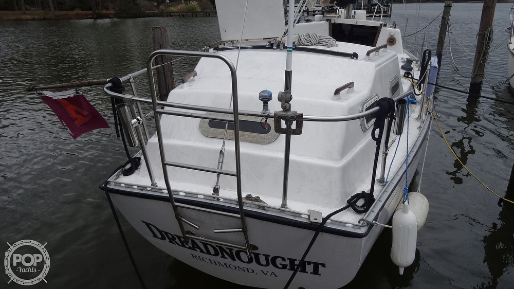 1973 Grampian boat for sale, model of the boat is G2-34 & Image # 9 of 40