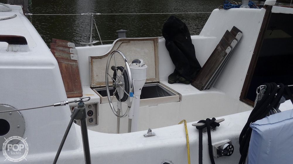 1973 Grampian boat for sale, model of the boat is G2-34 & Image # 16 of 40