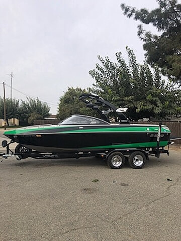 2006 Malibu boat for sale, model of the boat is VLX 21 & Image # 2 of 12