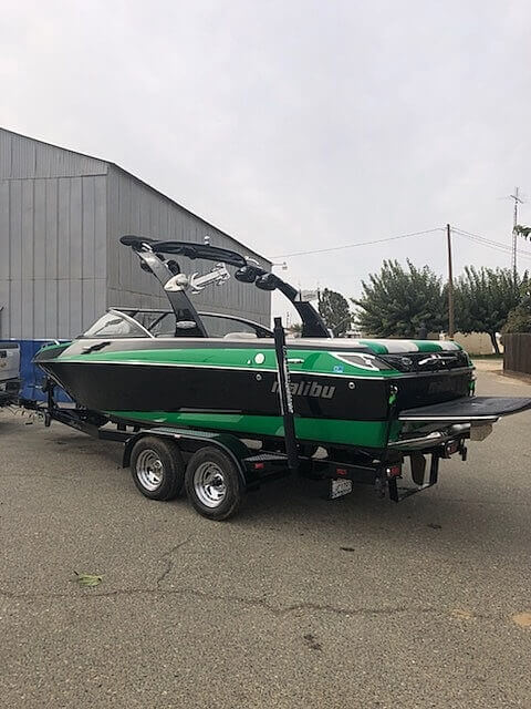 2006 Malibu boat for sale, model of the boat is VLX 21 & Image # 3 of 12