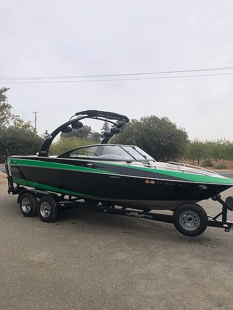 2006 Malibu boat for sale, model of the boat is VLX 21 & Image # 7 of 12