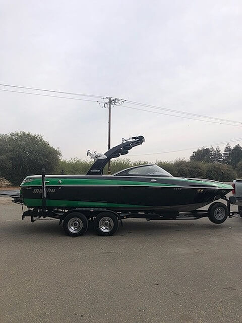 2006 Malibu boat for sale, model of the boat is VLX 21 & Image # 8 of 12