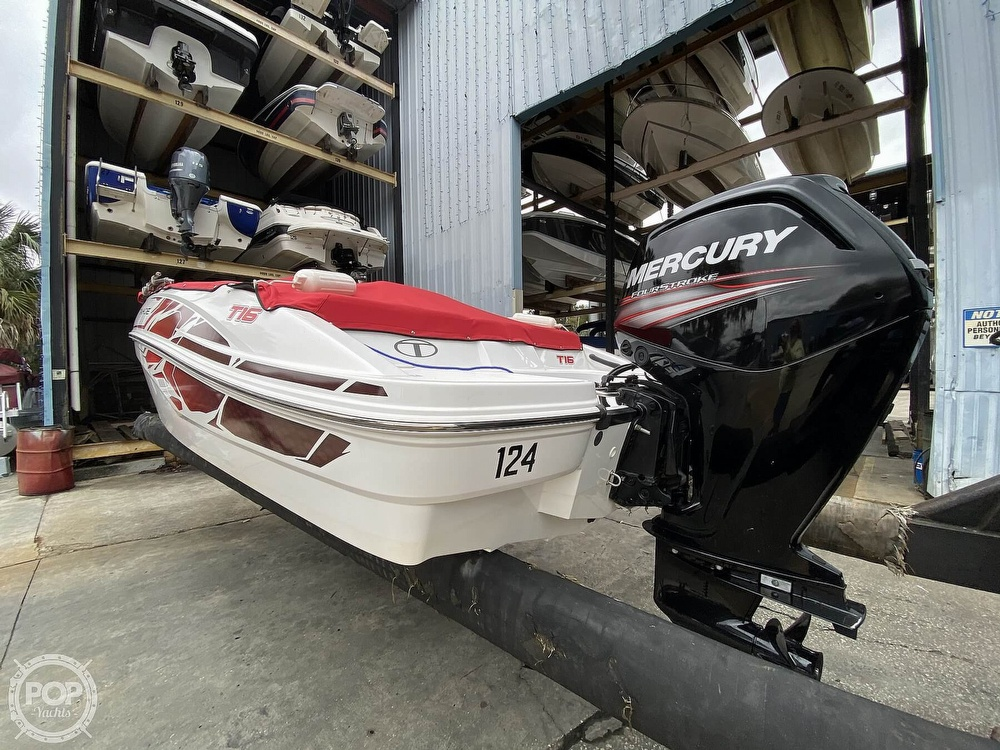 2020 Tahoe boat for sale, model of the boat is T16 & Image # 5 of 40