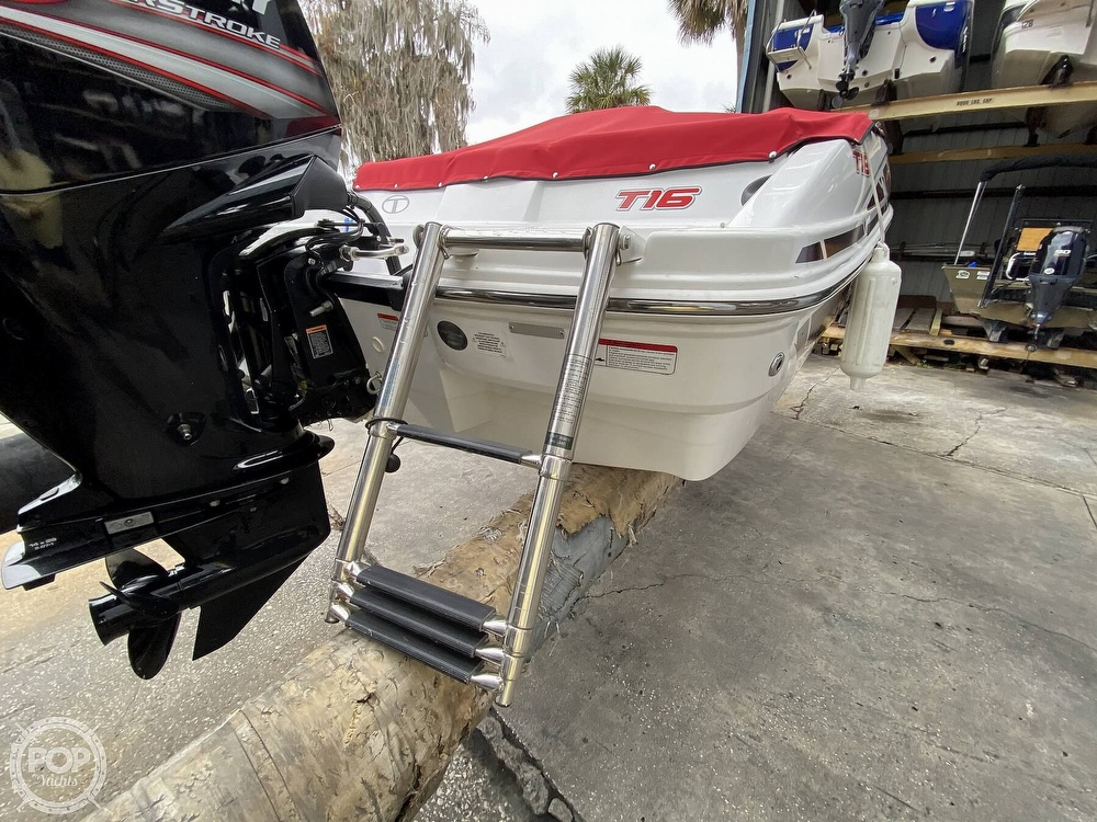 2020 Tahoe boat for sale, model of the boat is T16 & Image # 7 of 40