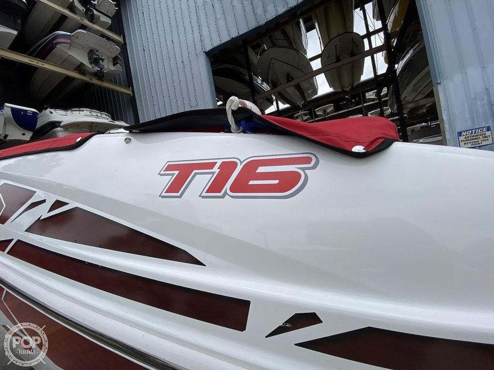 2020 Tahoe boat for sale, model of the boat is T16 & Image # 8 of 40