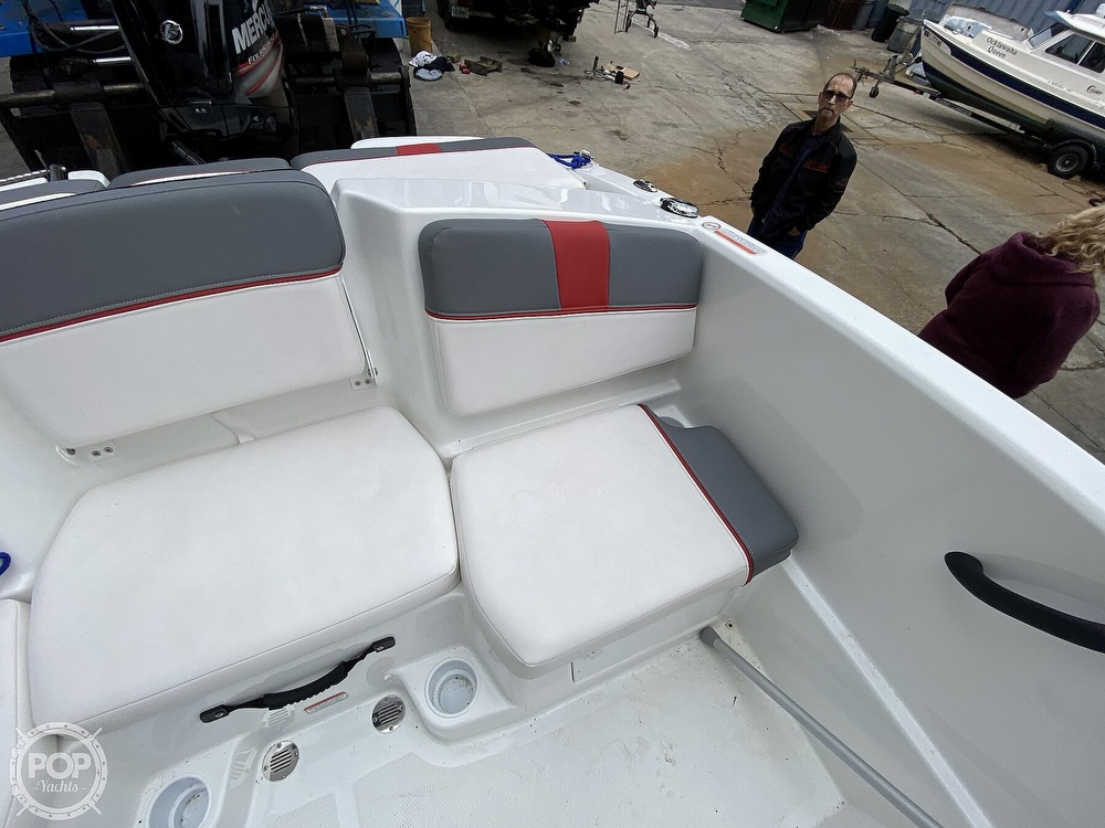 2020 Tahoe boat for sale, model of the boat is T16 & Image # 14 of 40