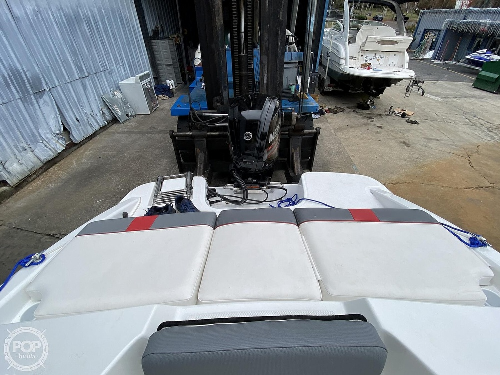 2020 Tahoe boat for sale, model of the boat is T16 & Image # 30 of 40