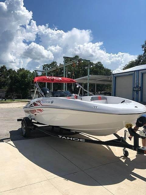 2020 Tahoe boat for sale, model of the boat is T16 & Image # 39 of 40