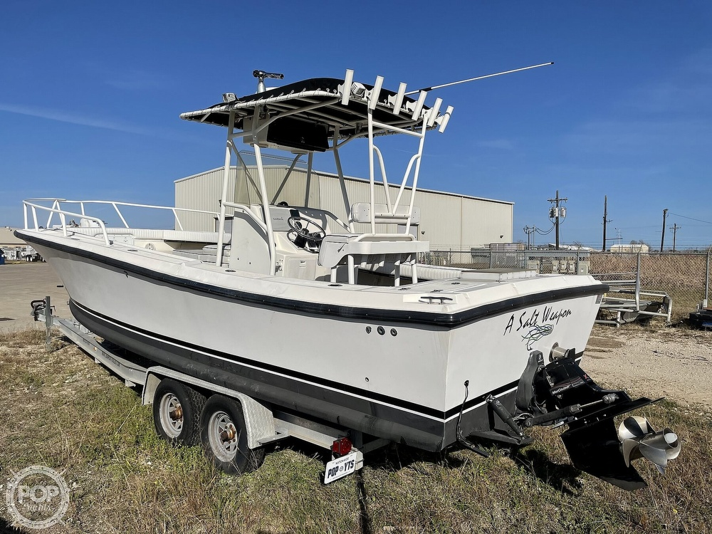 2003 Newton boat for sale, model of the boat is 28 CC & Image # 8 of 40