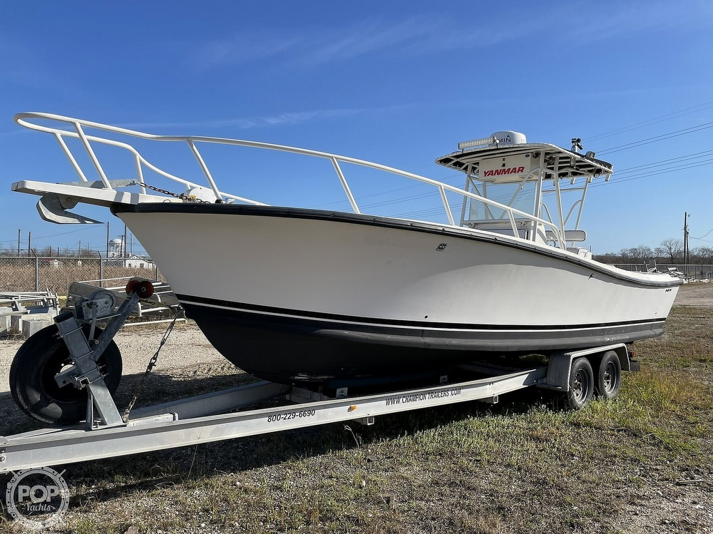 2003 Newton boat for sale, model of the boat is 28 CC & Image # 10 of 40