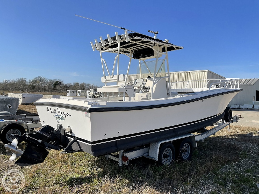 2003 Newton boat for sale, model of the boat is 28 CC & Image # 11 of 40