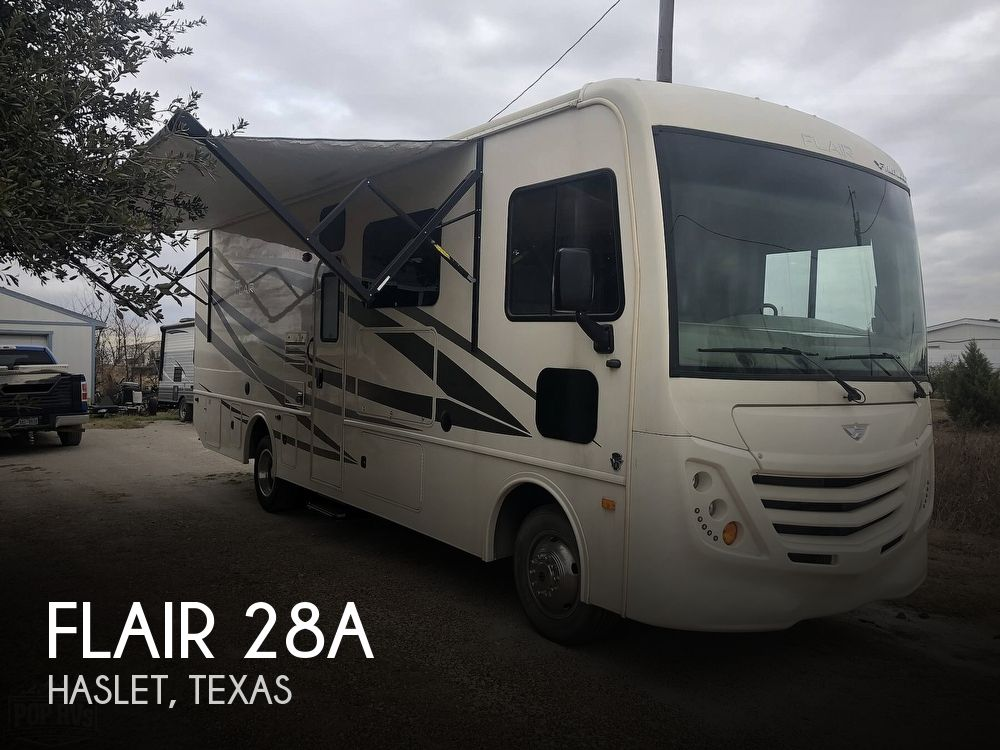 2019 Fleetwood Flair 28A