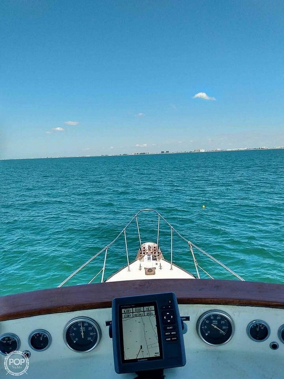 1974 Gulfstar boat for sale, model of the boat is 36 Mark II & Image # 9 of 40