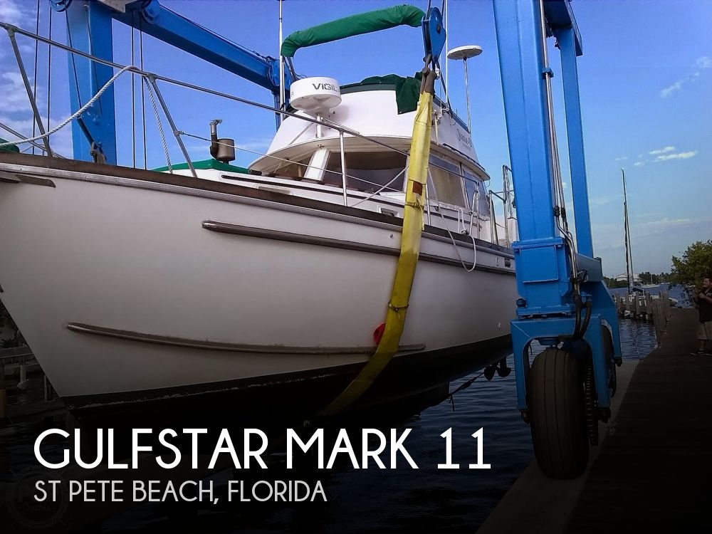 Used Gulfstar Boats For Sale by owner | 1974 Gulfstar Mark 11