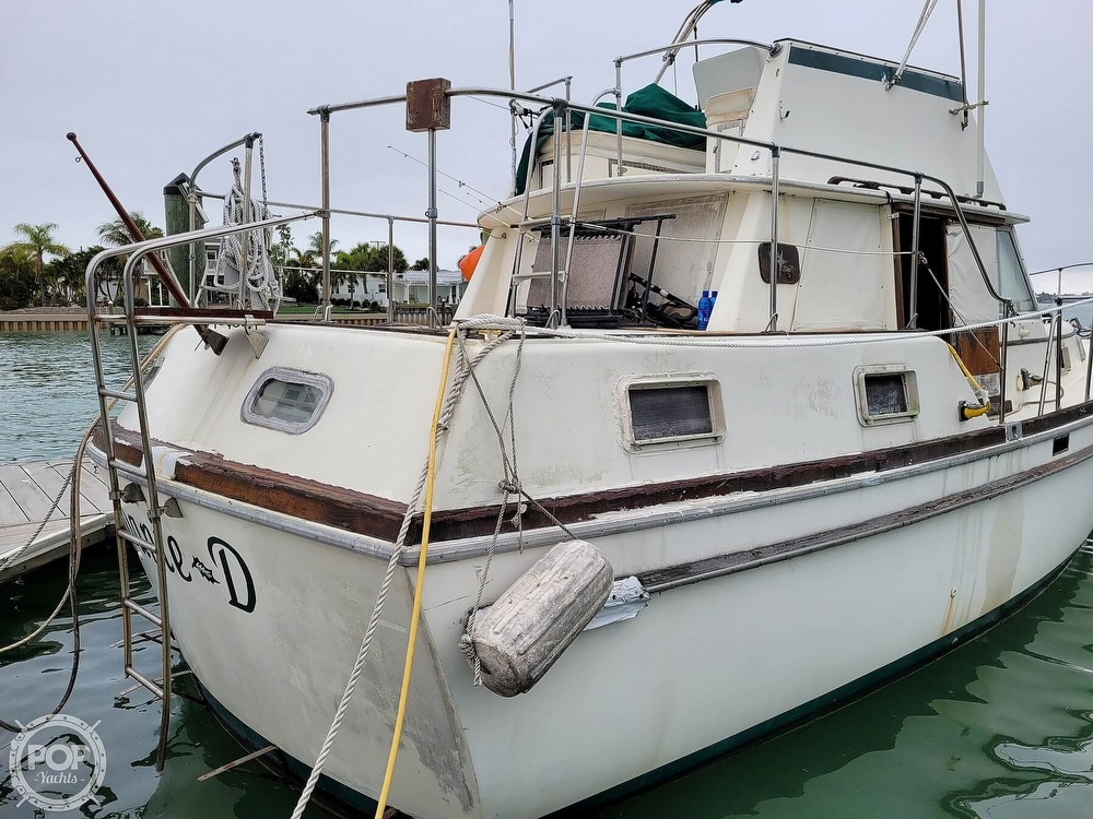 1974 Gulfstar boat for sale, model of the boat is 36 Mark II & Image # 12 of 40