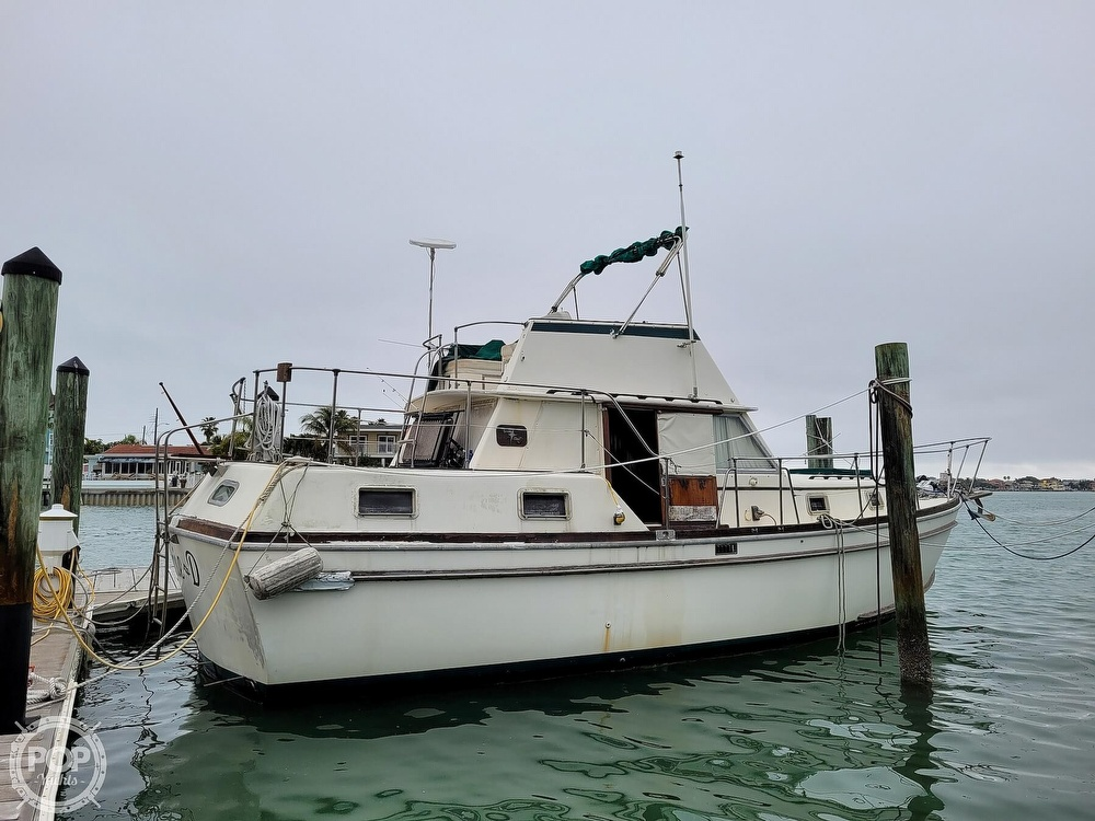 1974 Gulfstar boat for sale, model of the boat is 36 Mark II & Image # 13 of 40