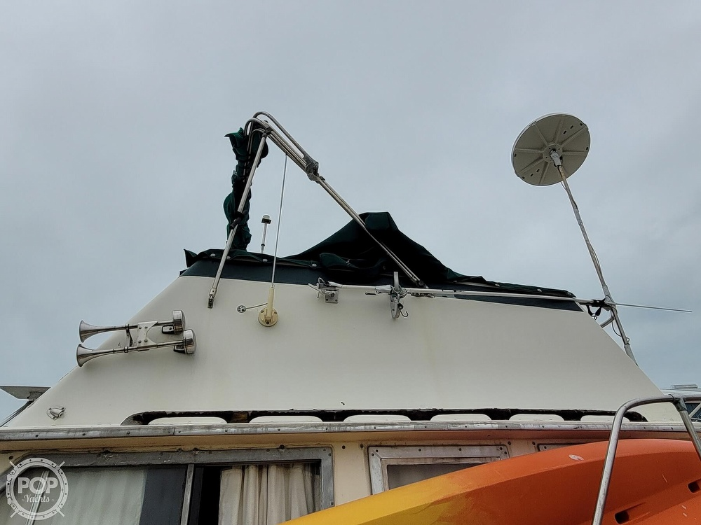 1974 Gulfstar boat for sale, model of the boat is 36 Mark II & Image # 15 of 40