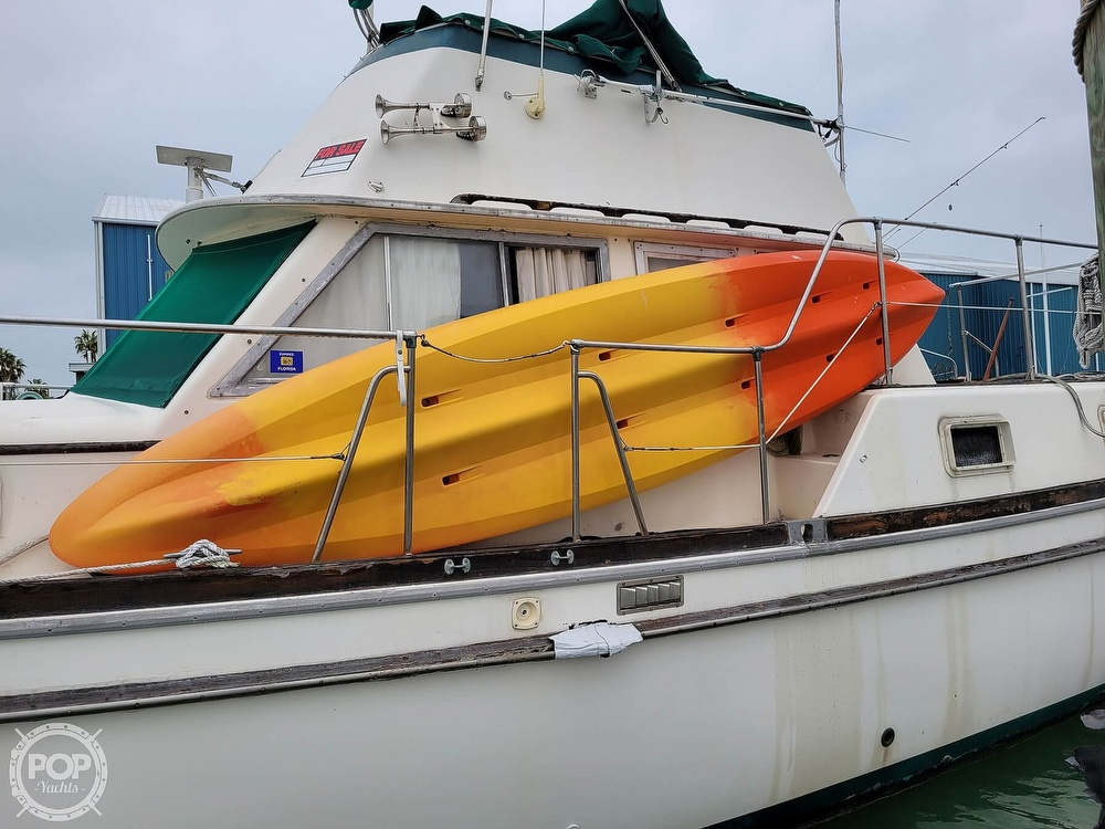 1974 Gulfstar boat for sale, model of the boat is 36 Mark II & Image # 20 of 40