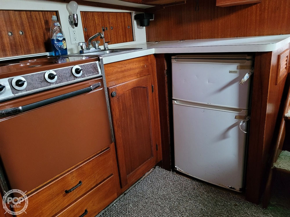 1974 Gulfstar boat for sale, model of the boat is 36 Mark II & Image # 22 of 40