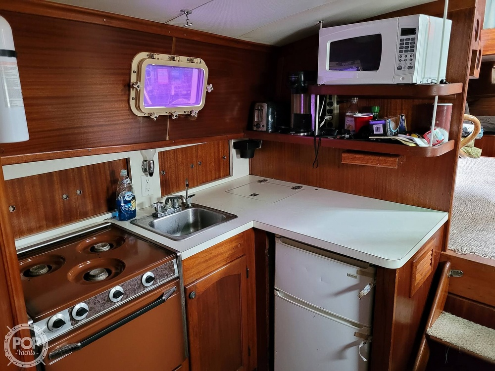 1974 Gulfstar boat for sale, model of the boat is 36 Mark II & Image # 24 of 40
