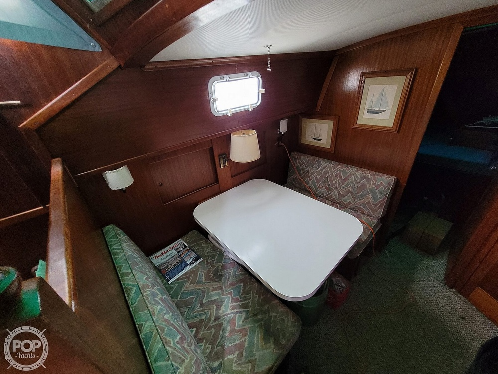 1974 Gulfstar boat for sale, model of the boat is 36 Mark II & Image # 25 of 40
