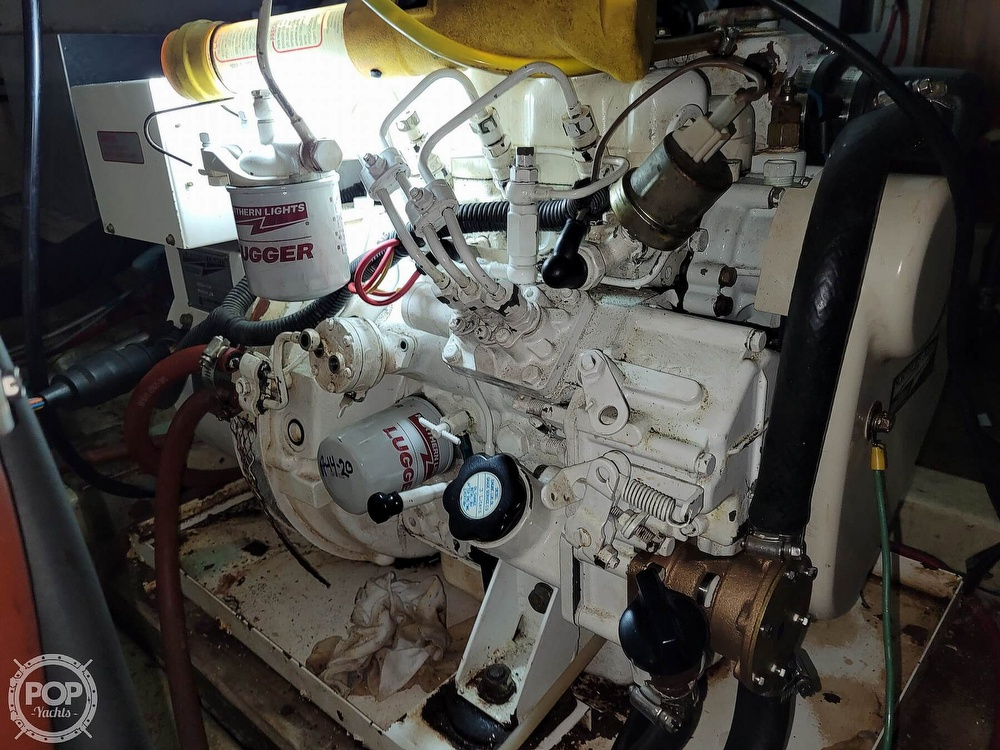 1974 Gulfstar boat for sale, model of the boat is 36 Mark II & Image # 34 of 40