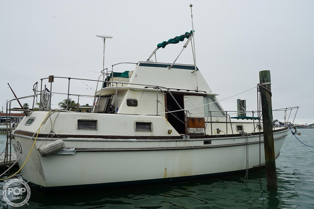 1974 Gulfstar boat for sale, model of the boat is 36 Mark II & Image # 36 of 40