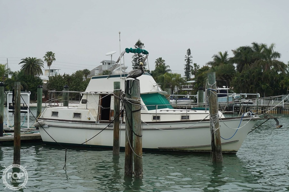 1974 Gulfstar boat for sale, model of the boat is 36 Mark II & Image # 37 of 40