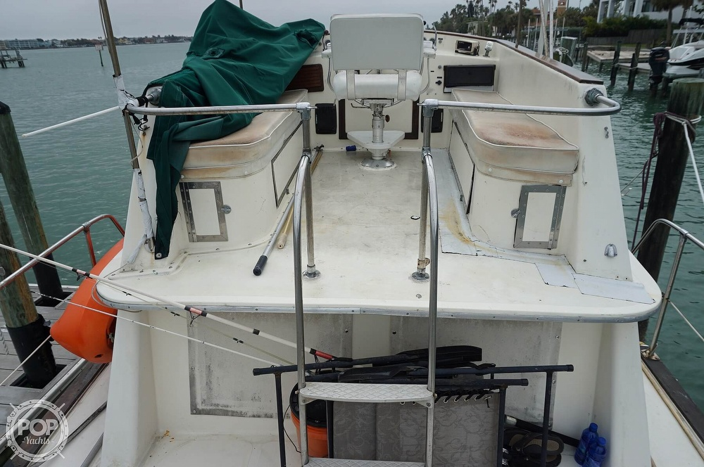 1974 Gulfstar boat for sale, model of the boat is 36 Mark II & Image # 38 of 40