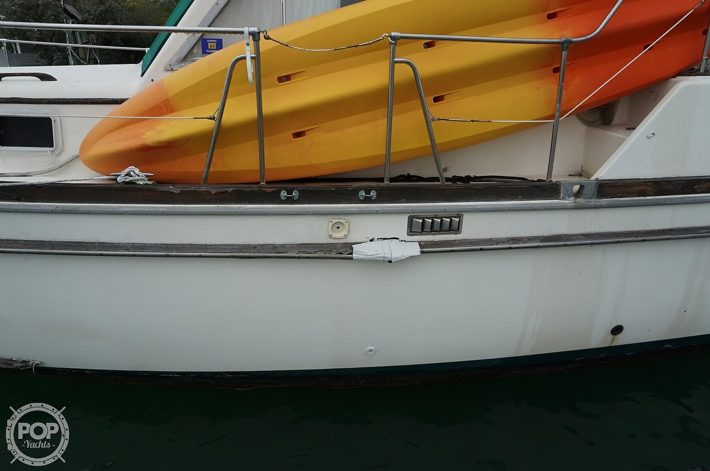 1974 Gulfstar boat for sale, model of the boat is 36 Mark II & Image # 39 of 40