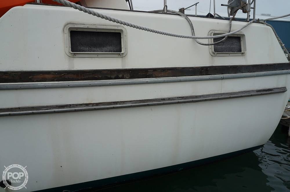 1974 Gulfstar boat for sale, model of the boat is 36 Mark II & Image # 40 of 40