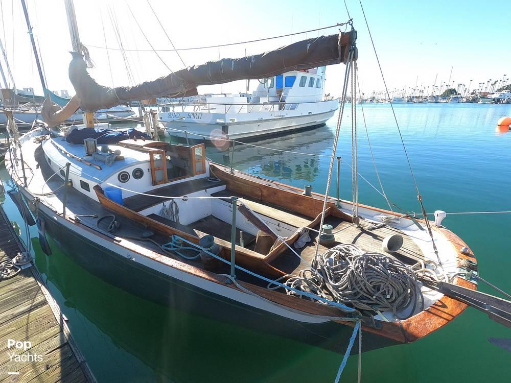 1947 Paul Luke boat for sale, model of the boat is Friendship 32 & Image # 12 of 40