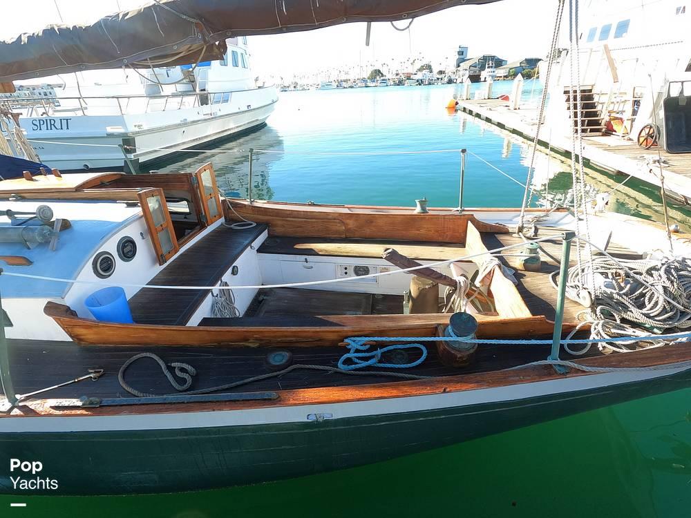 1947 Paul Luke boat for sale, model of the boat is Friendship 32 & Image # 13 of 40