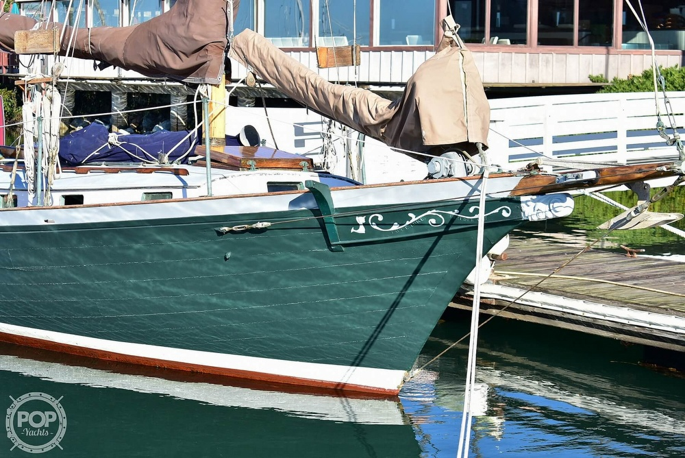 1947 Paul Luke boat for sale, model of the boat is Friendship 32 & Image # 35 of 40