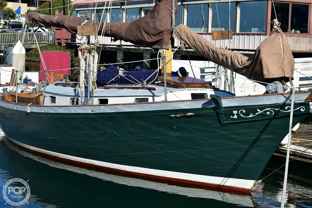 1947 Paul Luke boat for sale, model of the boat is Friendship 32 & Image # 36 of 40